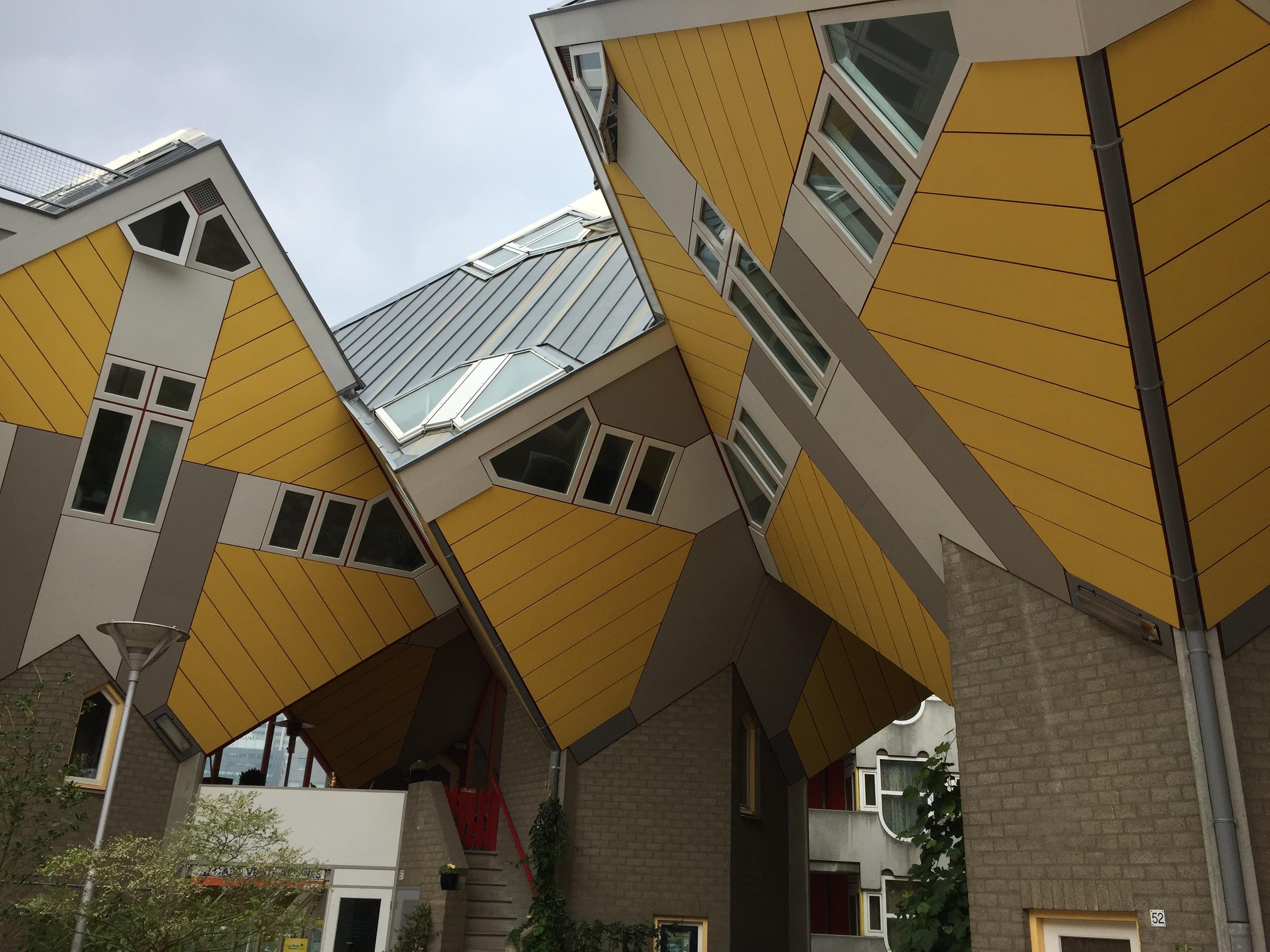 Rotterdam-Cubehouses